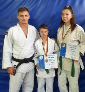 Bogdan Pop, David Mihalca şi Marcela Buga